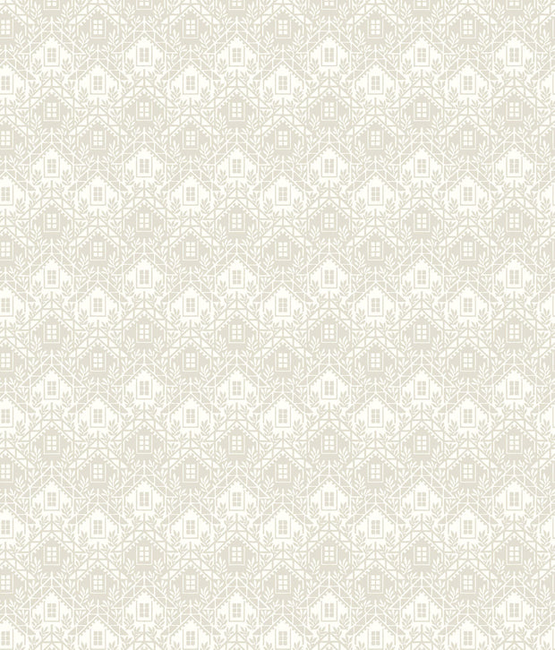 NR1548 Norlander Chalet Wallpaper White york
