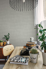NR1559 Norlander Balanced Wallpaper york Black Gray