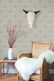 NR1589 Norlander Norrland Wallpaper York Brown