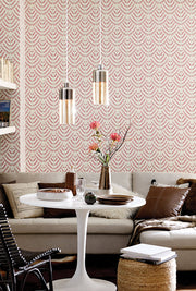 NR1594 Norlander Norrland Wallpaper York Red