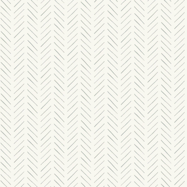 Magnolia Home Pick-Up Sticks Peel & Stick Wallpaper - Blue/Gray