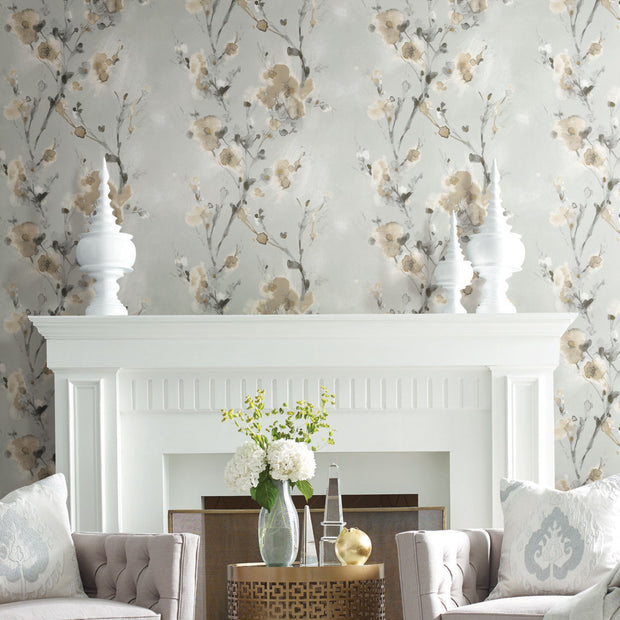 Simply Candice Charm Peel and Stick Wallpaper - Neutral
