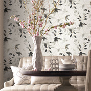 Simply Candice Linden Flower Peel and Stick Wallpaper