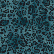 RK4460 Urban Chic Jungle Chic Tiger Wallpaper York Dark Blue