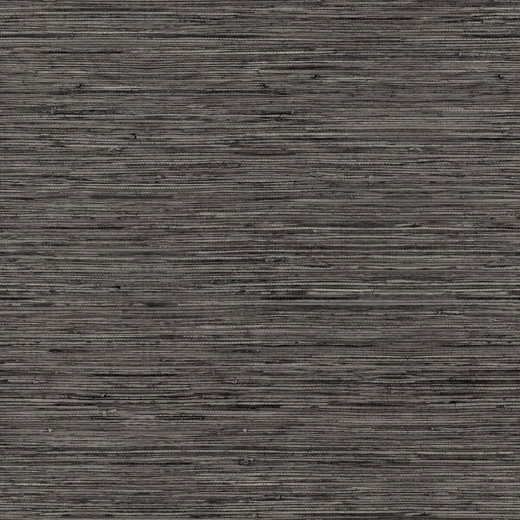 RMK11313WP York Peel and Stick Grasscloth Wallpaper dark