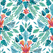CatCoq Tropical Peel and Stick Wallpaper - SAMPLE ONLY