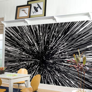 Star Wars Hyper Space Peel And Stick Wall Mural