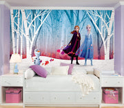 Disney Frozen 2 Woodland Tree Peel and Stick Wall Mural