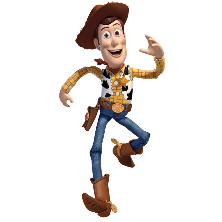 Toy Story Giant Woody Wall Decal