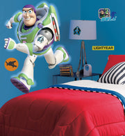 Pixar Toy Story 4 Buzz Lightyear Giant Wall Decal
