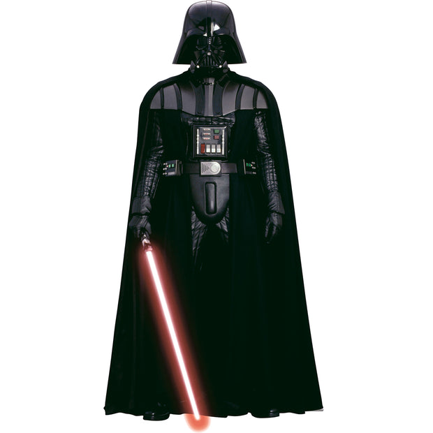 Star Wars Classic Darth Vader Giant Wall Decals