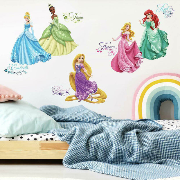 Disney Princess Royal Debut Wall Decals