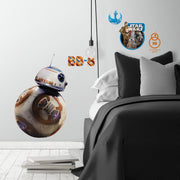 Star Wars BB-8 Droid Giant Wall Decal