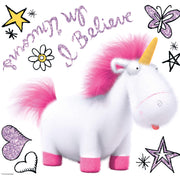 RMK3566GM Despicable Me 3 I Believe in Unicorns Wall Decals