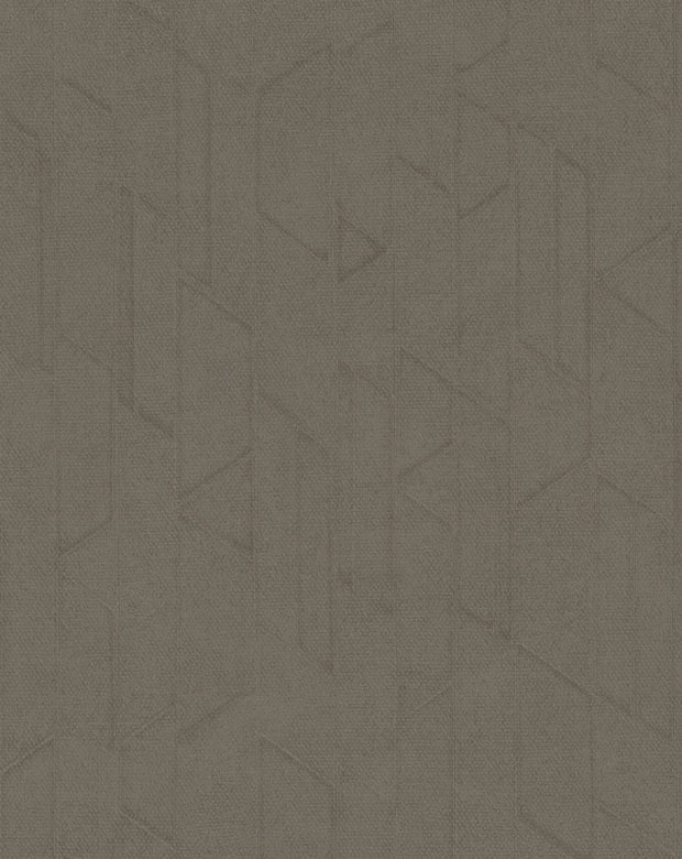"54"" Stacy Garcia Exponential Wallpaper - Bronze"