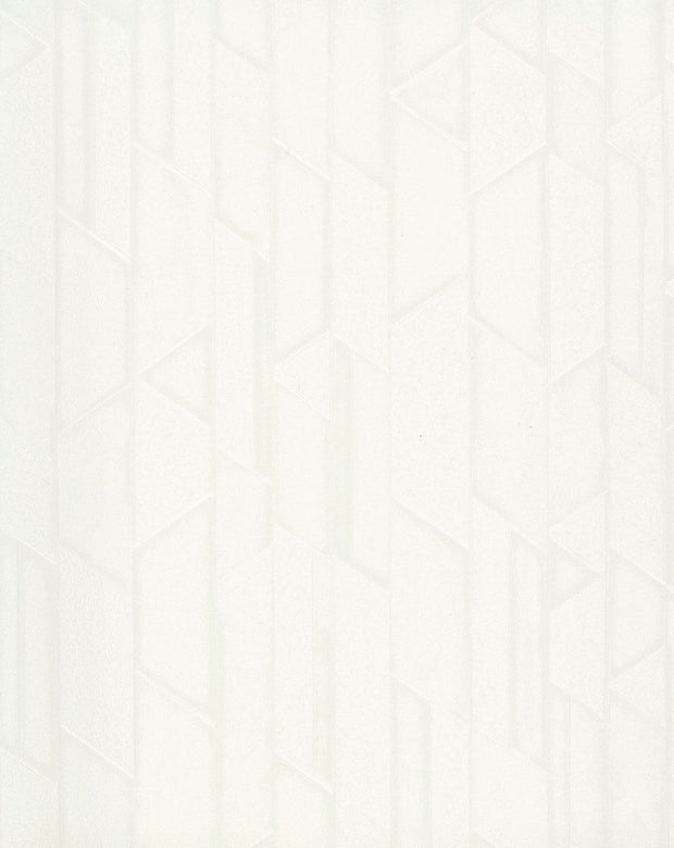 "54"" Stacy Garcia Exponential Wallpaper - White"