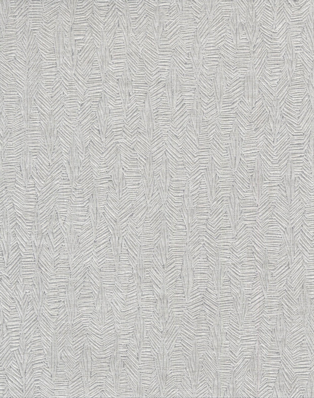 Stacy Garcia Moderne Brilliant Partridge Wallpaper - Silver