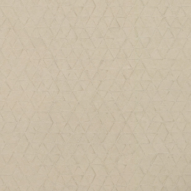 "54"" Stacy Garcia Sacred Geometry Wallpaper - Cream"