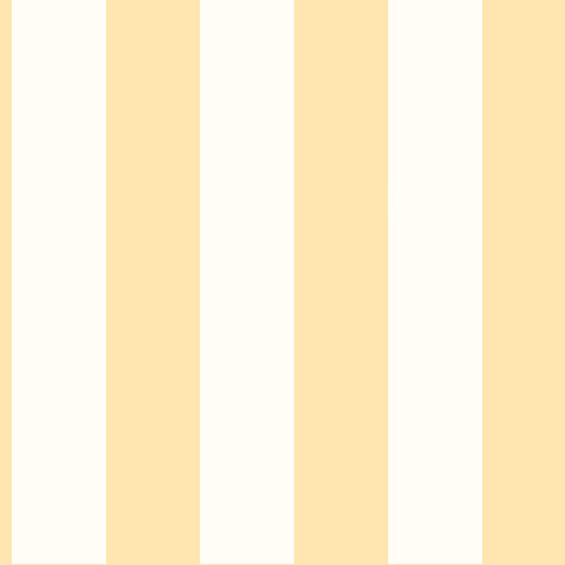 SA9178 3 inch Stripe Wallpaper Yellow White