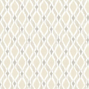 Dyed Ogee Wallpaper - SAMPLE ONLY