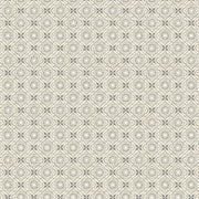 Zellige Tile Wallpaper - Beige