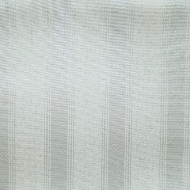SR1501 Stripes Resource Library Stately Stripe Wallpaper Blue Pearl White