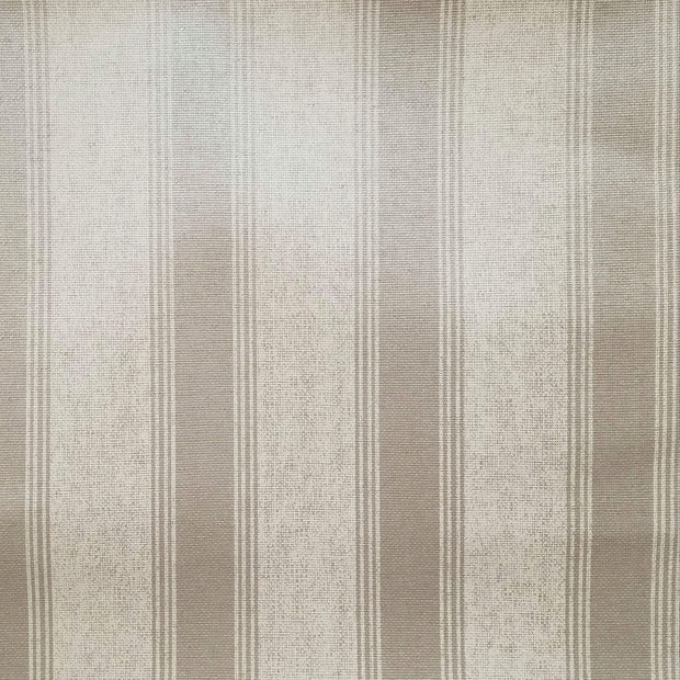 SR1502 Stripes Resource Library Stately Stripe Wallpaper Gray Pearl Linen