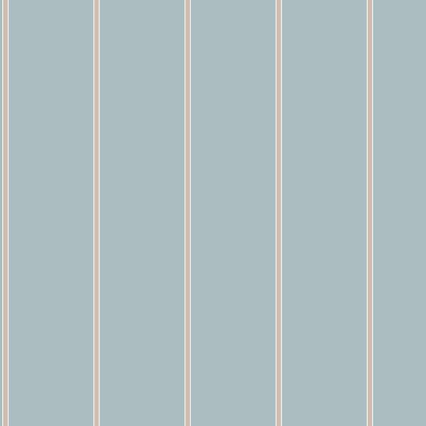 Social Club Stripe Wallpaper - SAMPLE ONLY