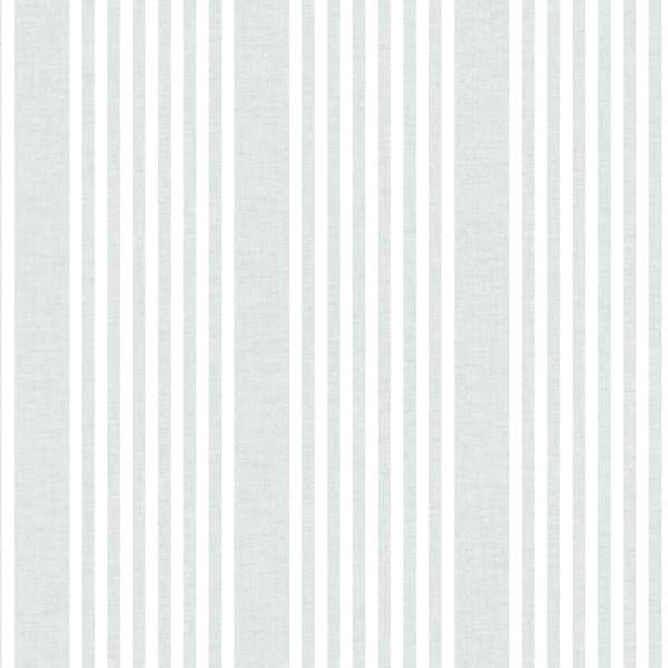 French Linen Stripe Wallpaper - SAMPLE ONLY