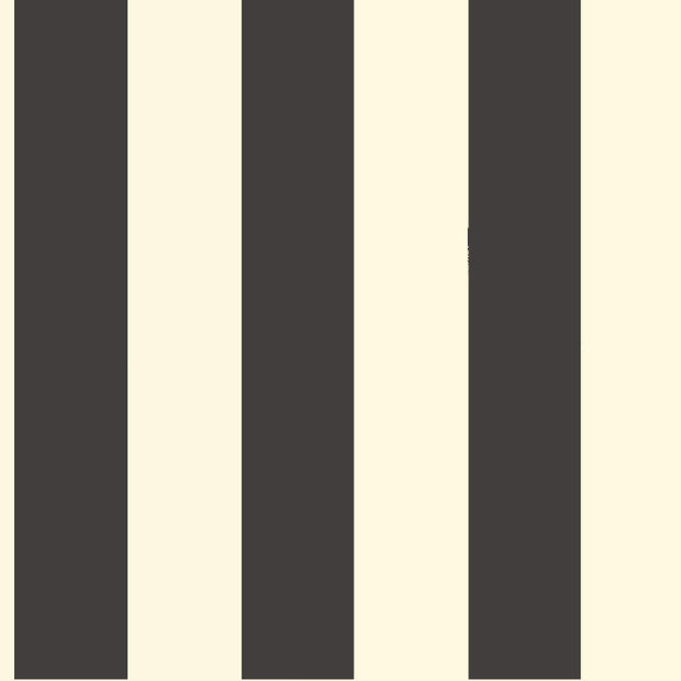 ST5691MH Magnolia Home Awning Stripe Wallpaper Black White