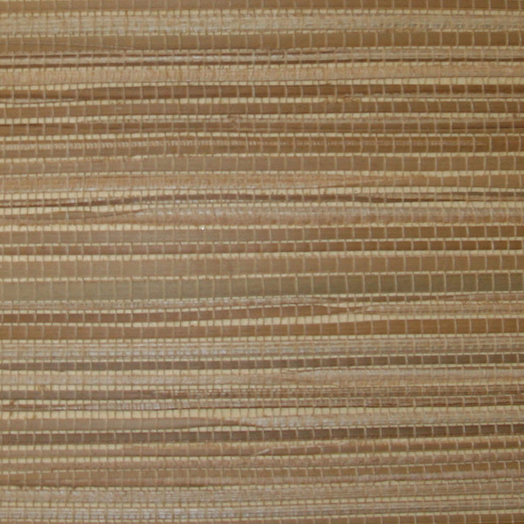 Grasscloth Wallpaper - Straw Finish
