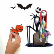 The Nightmare Before Christmas Peel and Stick Wall Decals