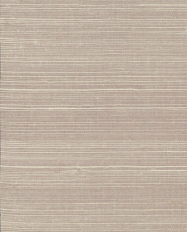 VG4406MH Magnolia Home Plain Grass Wallpaper Gray Beige