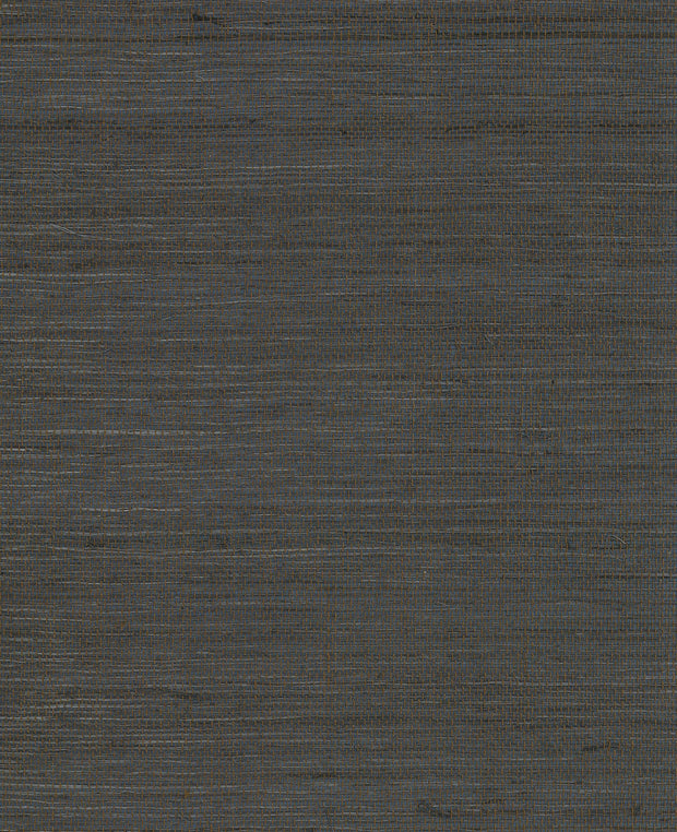 VG4409MH Magnolia Home Multi Grass Wallpaper Gray Black