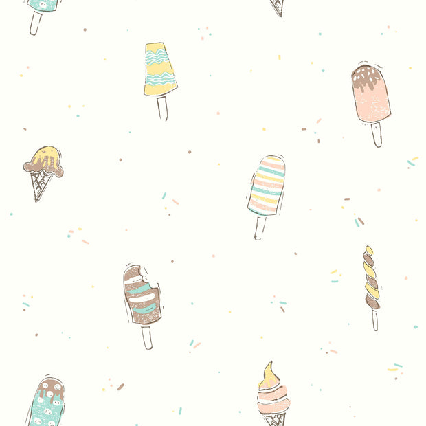 Ice Cream Wallpaper - SAMPLE ONLY