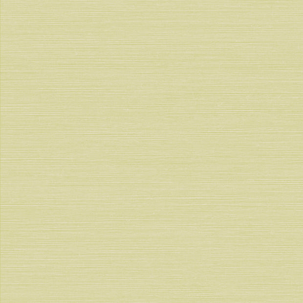 Shining Sisal Faux Grasscloth Wallpaper - Metallic Chartreuse