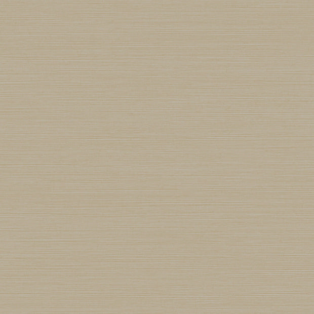 Shining Sisal Faux Grasscloth Wallpaper - Metallic Beige