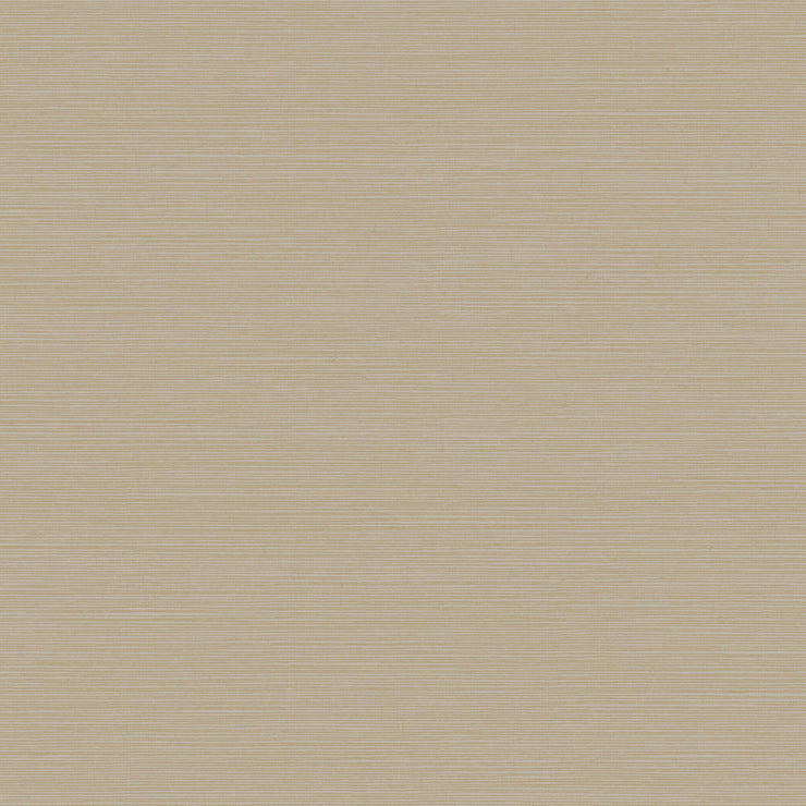 Shining Sisal Wallpaper - Tan/Metallic Beige