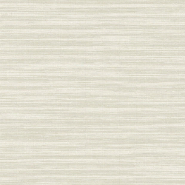 Grasscloth Resource Library Shining Sisal Wallpaper - Metallic Gray