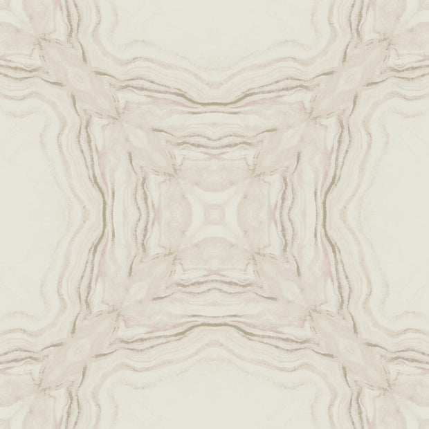 Stone Kaleidoscope Wallpaper - SAMPLE SWATCH ONLY