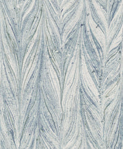 Y6230803 Ebru Marble Bright Blue Wallpaper Antonina Vella