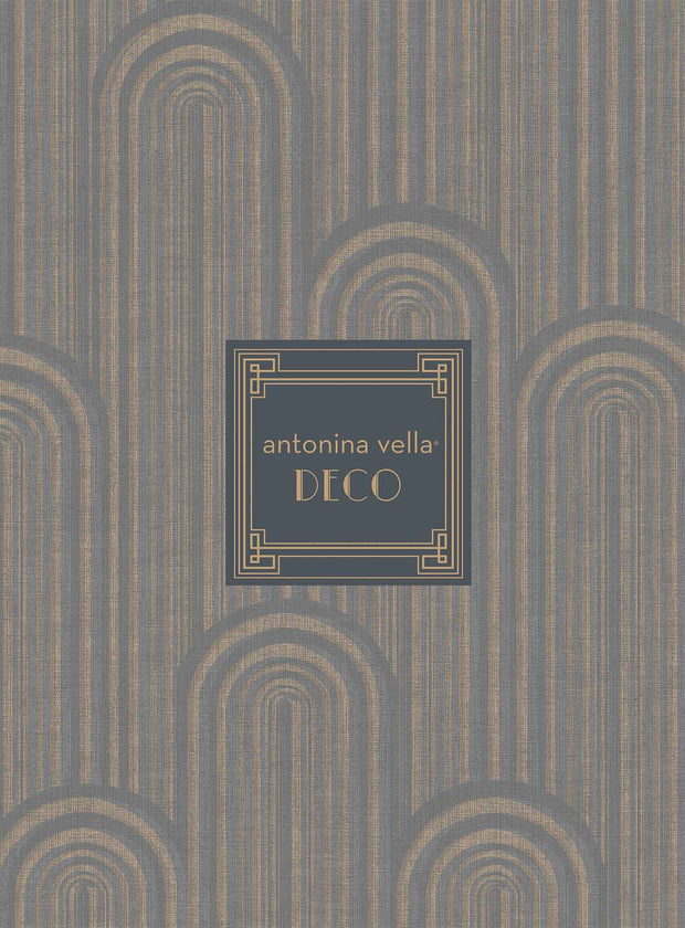 Deco Screen Wallpaper - Light Beige
