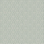 Antonina Vella Deco Screen Wallpaper - Grey