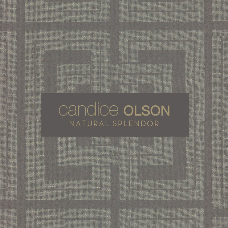 Candice Olson Radiant Wallpaper - SAMPLE SWATCH ONLY