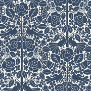 MK1166 Magnolia Home Fairy Tales Wallpaper Navy