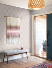 MK1130 Magnolia Home Vantage Point Wallpaper Grey