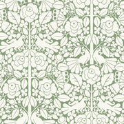 MK1164 Magnolia Home Fairy Tales Wallpaper Green