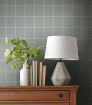 MK1178 Magnolia Home Sunday Best Wallpaper White Grey