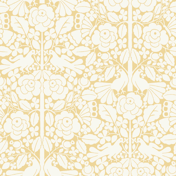 MK1162 Magnolia Home Fairy Tales Wallpaper Yellow