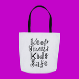Protect Trans Kids Tote Bag